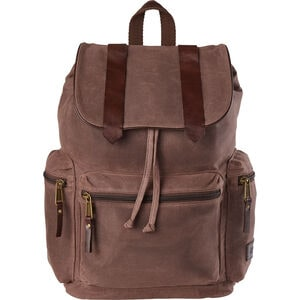 Oil Cloth Backpack