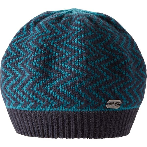 Women's Chevron Knit Hat ABLUCHEV S/M