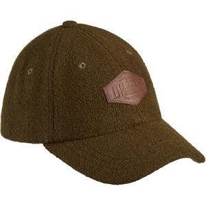 Traditional Leather Logo Cap