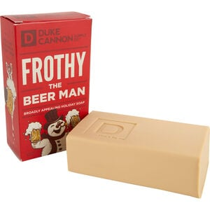 Big Ass Brick Frothy the Beer Man
