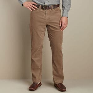 Men's DuluthFlex Corduroy Standard Fit 5-Pocket Pants