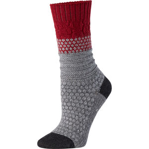 Women's Smartwool Popcorn Cable Socks