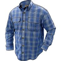 0bda89f5 Men's Armachillo Cooling Long Sleeve Plaid Shirt C