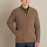 Men's Woolpaca Full Zip Mock