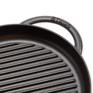 Best Made 10 Inch Round Double Handle Grill