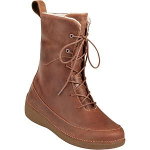 Women's Andina Leather Insulated Boots