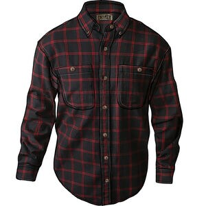 Men's Magnet Free Swingin' Flannel Relaxed Fit Shirt