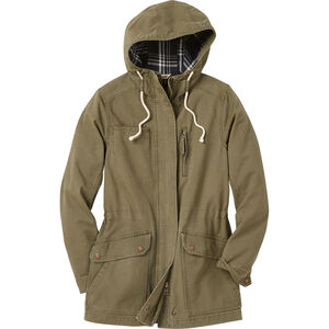 Women's Can-Do Canvas Coat