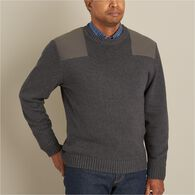 Men's Colonel Bick's Sweater DGYHTHR LRG REG