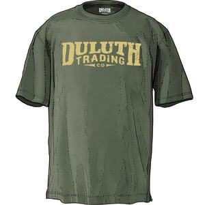 Men's Longtail T Relaxed Fit Duluth Logo T-Shirt