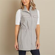 Women's Sol Survivor Tunic Vest ABBSTRP LRG