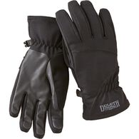 Women's Insulated Winter Gloves BLACK XLG