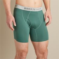 Men's Breezeshooter Boxer Briefs PINEGRN SM