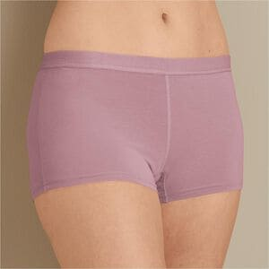 Women's Free Range Cotton Boyshort Underwear