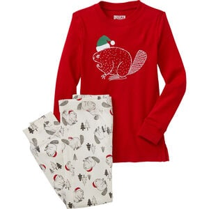 Kids' Holiday Snug Fit Sleep Set