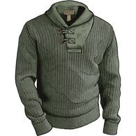 Men's High-Neck Infantry Sweater VINTAGE OLIVE MED