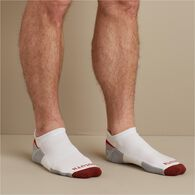 Men's Free Range Cotton 3-Pack No Show Socks WHITE