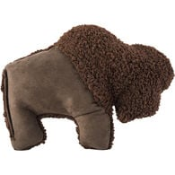 Big Sky Bison Dog Toy