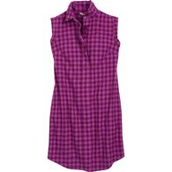 Women's Free Range Sleeveless Dress RPLBCHK SM