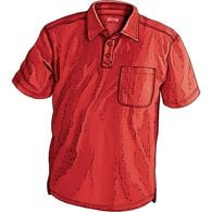 Men's Longtail T CoolMax Short Sleeve Polo Shirt T