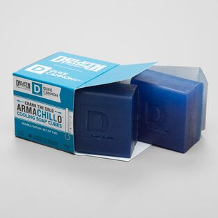 2-Pack Armachillo Cooling Soap
