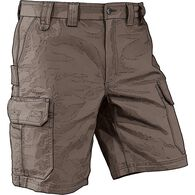Men's DuluthFlex Fire Hose 10'' Cargo Shorts COFFEE