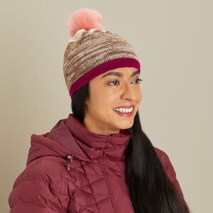 Women's Eco Stripe Beanie