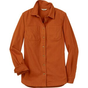 Women's Blue Ridge Moleskin Stretch Shirt