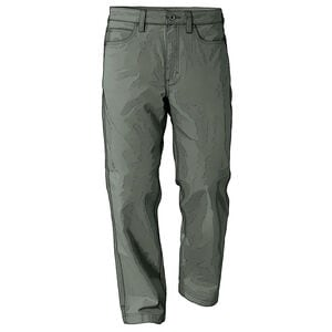 Men's DuluthFlex Ballroom Khaki Relaxed Fit 5-Pocket Pants