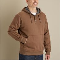 Men's Souped-Up Sweats SS Waffle-Lined Hoodie ROST