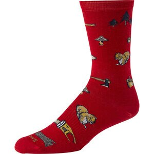Men's Smartwool Pattern Crew Socks