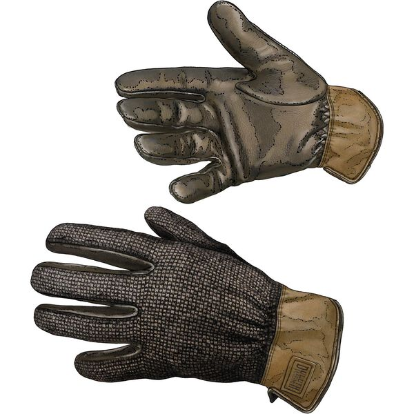 Men's Waxed Canvas Driver Gloves