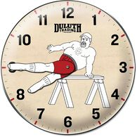 Duluth Trading Company Clock