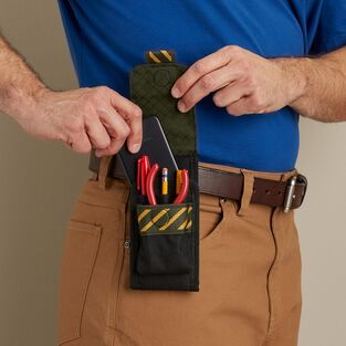 Jobsite Cell Phone Tool Pouch