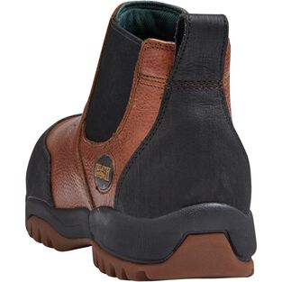 Men's Grindstone Slip-On Soft Toe Work Boots