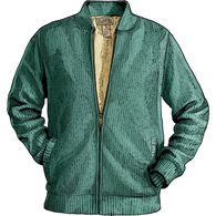MN Burly Retirement Sherpa-Lined Sweater Jacket PG