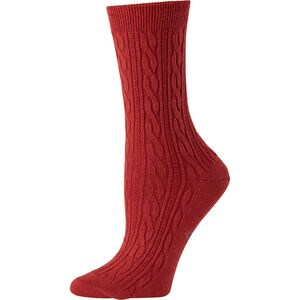 Women's Smartwool Cable II Crew Socks