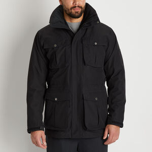 Men's Canadian Military 3-in-1 Parka