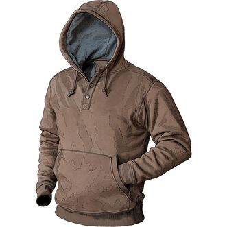 Men's Souped-Up Sweats SS Waffle-Lined Hoodie