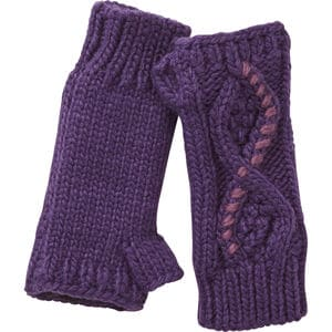 Women's Chunky Knit Hand Warmers