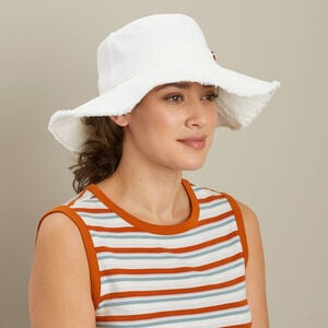 Women's Packable Twill Bucket Hat