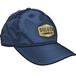 Men's Jacquard Cap (Dad Fit)