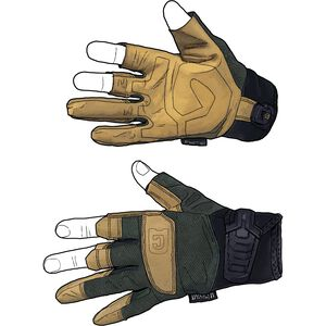 Men's DT Leather Framer Gloves