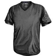 Men's Armachillo Cooling V-Neck Undershirt BLACK S