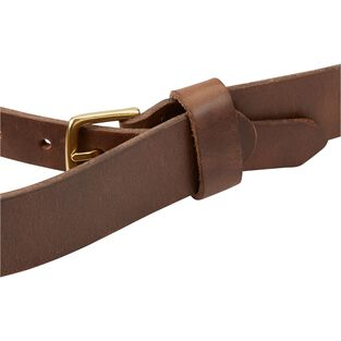 a2b6a59d8 ... Women s Leather Flat Front Belt