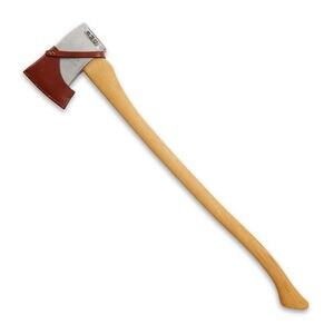 Best Made American Felling Axe: Unfinished with Crate