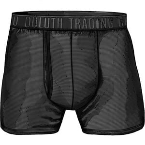 Men's Eco-Cheeks Short Boxer Briefs