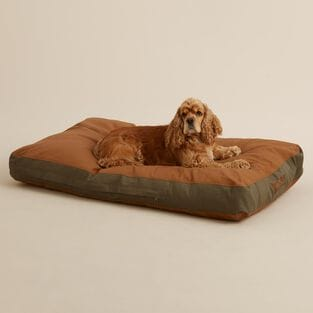 Fire Hose Extra-Large Dog Bed