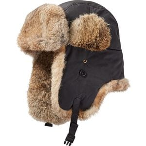 Men's Alaskan Hardgear Ushanka Fur Trapper Hat