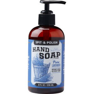 Spit & Polish Pure Lavender Hand Soap